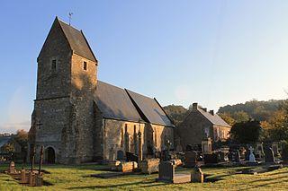 Préaux-Bocage Part of {{{commune}}} in France
