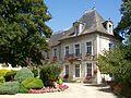 Précy-sur-Oise (60), château des Érables, rue des Tournelles.jpg