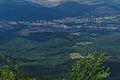 Prírodná pamiatka Sninský kameň - pohľad na Sninu, CHKO Vihorlat.jpg