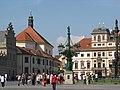 Prague. Hradčanské námĕstí - Прага. Градчанская площадь. - panoramio.jpg