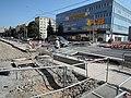 Praha, Petřiny, rekonstrukce trati, 037.jpg