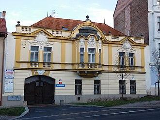 Michle - Michelská street