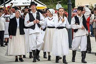 Croats Slavic ethnic group