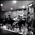 Presentación de narradores Claudia Apablaza, Daniel Rojas Pachas, Óscar Barrientos, Cristóbal Gaete y Víctor Ruiz.jpg