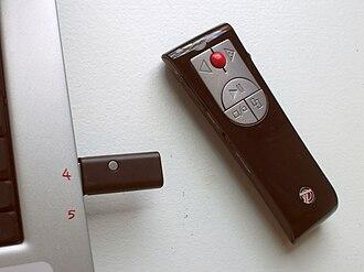 Targus (corporation) - Wireless Presenter, Model Targus AMP05CA