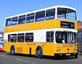 Preserved Tyne and Wear PTE bus 413 (JFT 413X), 1982 Scania BR112DH Alexander RH, 2009 Teeside Running Day.jpg