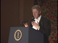 File:President Clinton's Remarks at the Grid Iron Dinner.webm