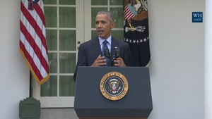 File:President Obama Delivers a Statement on the Paris Agreement.webm