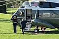 President Trump Departs the South Lawn (46663972025).jpg