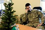 President calls USFOR-A Soldiers on Christmas Day 141227-A-SO125-003.jpg