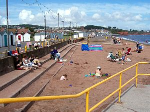 Paignton - Image: Preston sands
