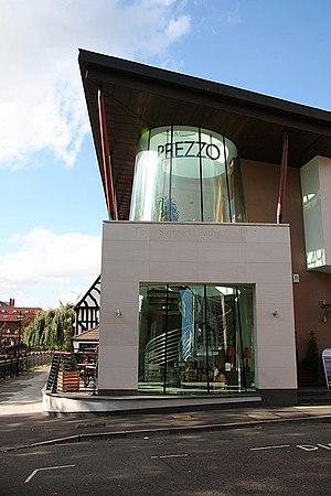 Prezzo (restaurant) - Prezzo restaurant in Lincolnshire