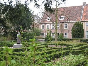 Museum Het Prinsenhof - The garden of the Prinsenhof