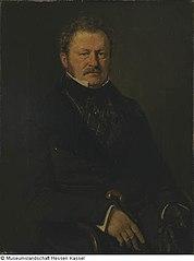 Portrait of Prince Ernst von Hessen-Philippsthal-Barchfeld
