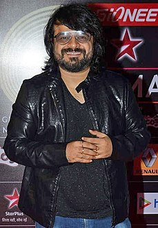 Pritam Chakraborty at the 5th GiMA Awards.jpg