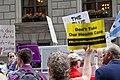 Protesting Illinois 6th District Republican Congressman Peter Roskam Chicago Illinois 7-26-18 2845 (42951185184).jpg