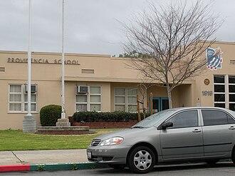 Burbank Unified School District - Providencia School