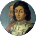 Ptolemeusz i Kopernik.png