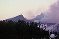 Puu Oo - Gap in west flank 1997.jpg