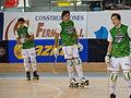 Quecemento HC Liceo, Pazo dos deportes Riazor, A Coruña, HC Liceo vs CP Vic 13.JPG