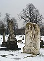 Queen's Road Cemetery, Croydon, in Winter (3) - geograph.org.uk - 1658970.jpg