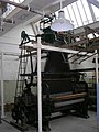 "Queen Street Mill - Hattersley's ""Standard"" Model Jaquard Loom - geograph.org.uk - 528576.jpg"