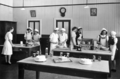 Queensland State Archives 2852 Cookery class at Nambour State Rural School 1946.png