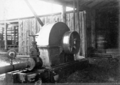 Queensland State Archives 3295 Bendena Woolshed c 1910.png