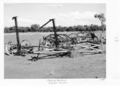 Queensland State Archives 4418 Mowing machine Colwell Station 1952.png