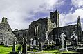 Quin Abbey, Quin, Co Clare, DSC 4291.jpg