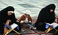 Qur'an reading, Hilal ibn Ali Mosque, Ramadan 1438 AH 04.jpg