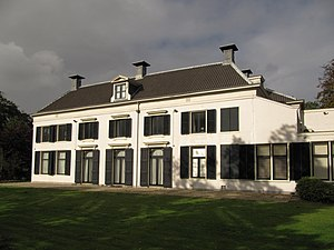 Berkenrode - Image: RM526314 Heemstede Herenweg Berkenrode (2)