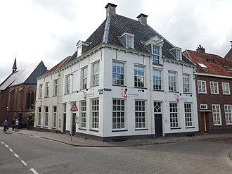 Amersfoort - The historic brasserie of Amersfoort, nowadays a Rijksmonument