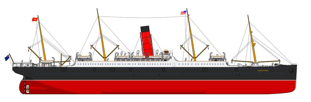 RMS Carpathia Wikipedia
