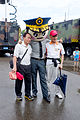 ROCA Officer Mascot with Guests Photographing in Chengkungling Grand Ground 20150606.jpg