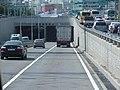 ROK National Route 48 Masong Underpass, Tongjin M and H School Crossroad(Westward Dir) 2.jpg