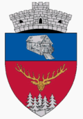 Coat of arms of Hârseni
