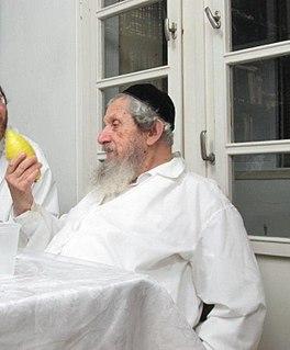 Dov Landau Israeli rabbi