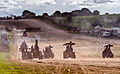 Racing at the Great Dorset Steam Fair 2011.jpg