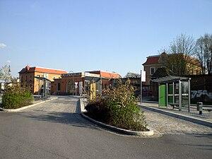 Radeberg - Radeberg station