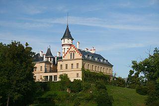 Raduň Municipality in Moravian-Silesian, Czech Republic