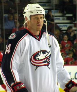 Raffi Torres Canadian ice hockey player