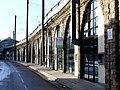 Railway Arch Business Units, Forth Street (geograph 1693824).jpg