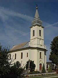 Ramocsaháza katolikus templom.JPG