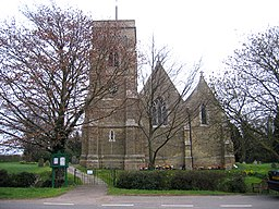 Ramsey St Mary's parish church, Ramsey, Cambs - geograph.org.uk - 153115.jpg