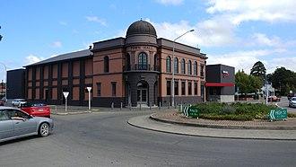 Rangiora - Rangiora's town hall in 2018.