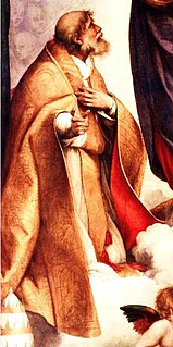 Pope Sixtus I pope