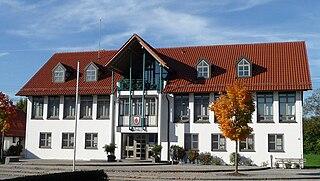 Niederaichbach Place in Bavaria, Germany