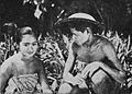 Rd Mochtar and Sukarsih in Pareh, Film Varia 2.6 (Jun 1955), p22.jpg