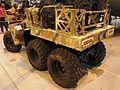 Rear of a Polaris 6x6 ATV at the Treloar Technology Centre September 2016.jpg